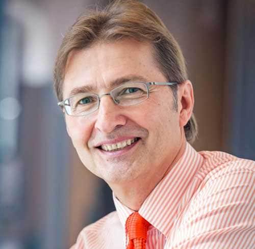 Uwe Leprich: Schirmherr von SunHelp