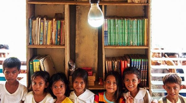 Projekt Philippinen: Insel Panitugan, SunHelp