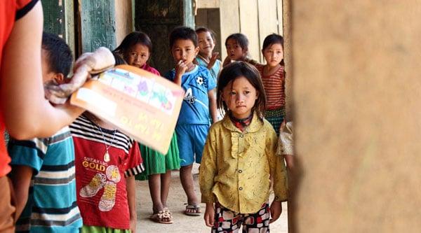 Projekt Vietnam: Meo Vac, SunHelp