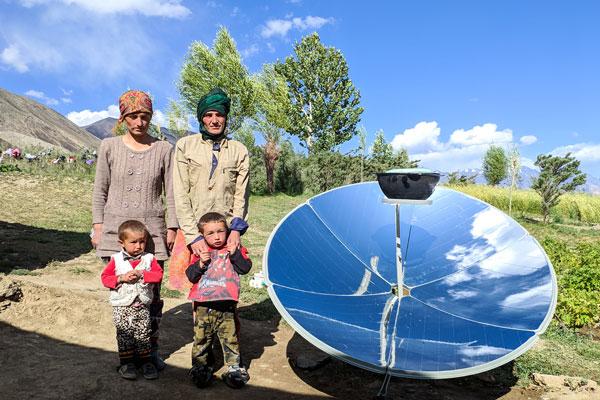 Solarkocher: Effiziente Kocher mit Sonnenenergie