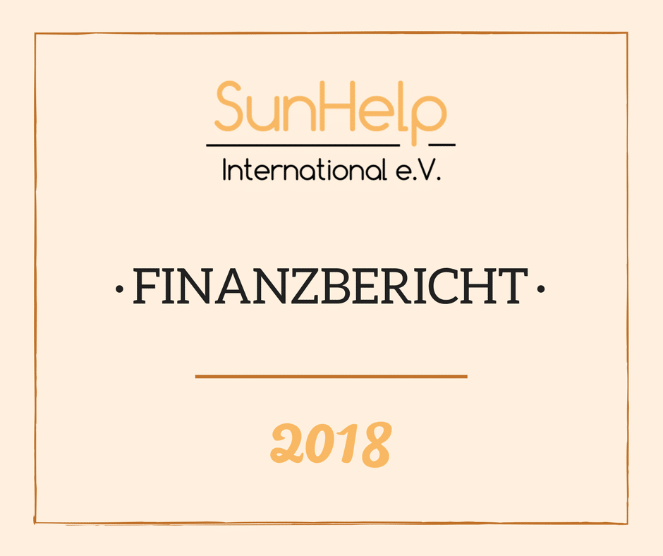 SunHelp Finanzbericht 2018 (preview)