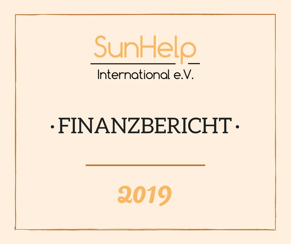 SunHelp Finanzbericht 2019 (preview)