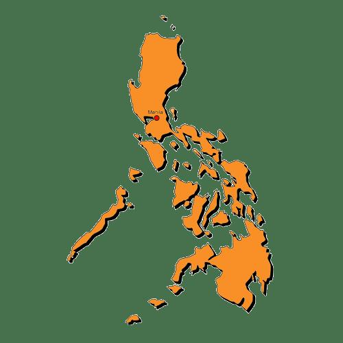 Philippinen-Grafik
