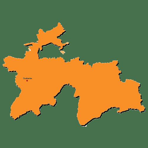 Tadschikistan-Grafik