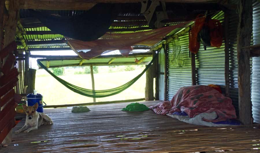Kambodscha-Projekt-Wohnzimmer