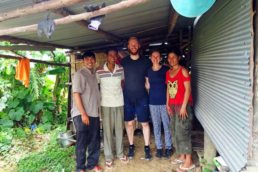 Kambodscha-SunHelp-Projekthelfer