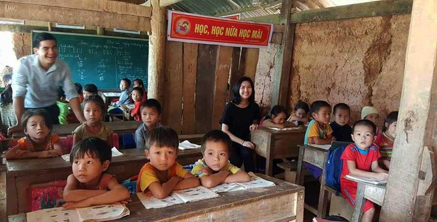 Vietnam-SunHelp-Schule